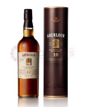 Aberlour - 10 yo - Speyside Single Malt Scotch Whisky - 70cl - 40.0%