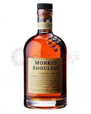 Monkey Shoulder - Blended Triple Malt Scotch Whisky - 40% ABV