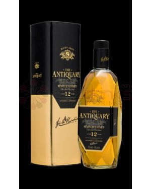 The Antiquary - 12 yo - Superior Blended Scotch Whisky