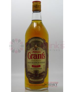 William Grant's - Sherry Cask Reserve - Blended Scotch Whisky