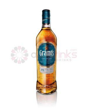 Grants - Ale Cask Reserve - Scotch Blended Whisky - 70cl - 40% ABV