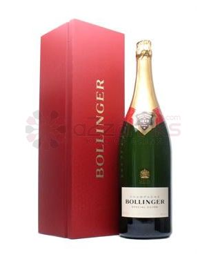 Bollinger - Special Cuvee - Brut NV Champagne - Boxed - 3 Ltr Jeraboam - 12% ABV