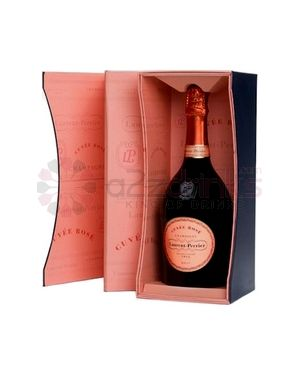 Laurent Perrier - Rose NV Champagne - Gift Boxed - 75cl - 12% ABV