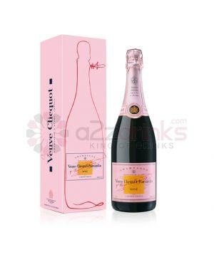 Veuve Clicquot Ponsardin - Rose NV Champagne - 75cl - 12.5% ABV