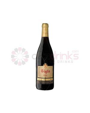Siglo - Gran Reserva - Spanish Rioja DOCa Red Wine - 75cl Bottle