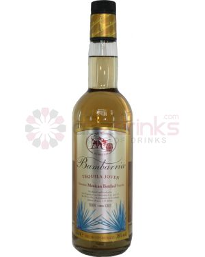 Bambarria Silver Tequila Blanco - 70cl - 38% ABV