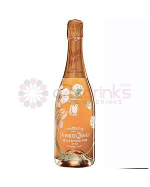 Perrier Jouet - Belle Epoque - 2002 - Rose Vintage Champagne - 75cl - 12.5% ABV