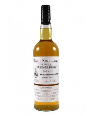 Bailie Nicol Jarvie (BNJ) - 8 yo - Blended Scotch Whisky - 70cl - 40% ABV