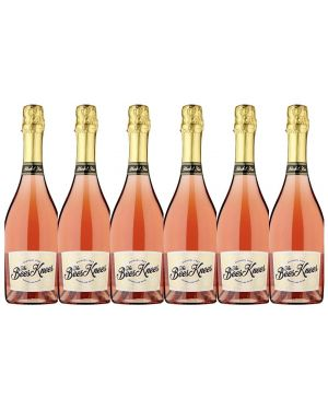 The Bees Knees Non-Alcoholic Sparkling Rose 6x75cl
