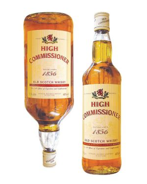 High Commissioner - Blended Scotch Whisky - 1L - 40% ABV