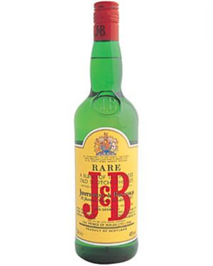 J & B Rare - Blended Scotch Whisky - 70cl - 40% ABV