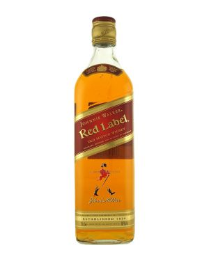 Johnnie Walker - Red Label - Blended Scotch Whisky - 70cl - 40% ABV
