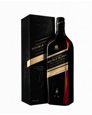 Johnnie Walker - JW Double Black Label - Limited Edition Blended Scotch Whisky - 70 cl