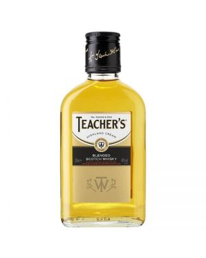 Teachers Highland Cream - Blended Scotch Whisky - 20cl - 40% ABV