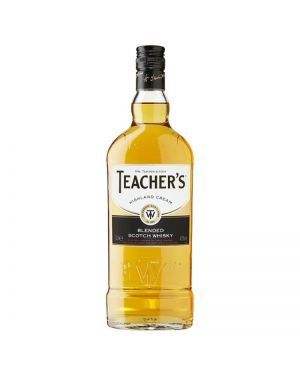 Teachers Highland Cream - Blended Scotch Whisky - 70cl