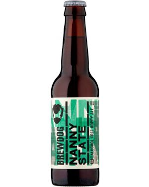 BrewDog Nanny State (Alcohol Free), 12 x 330 ml