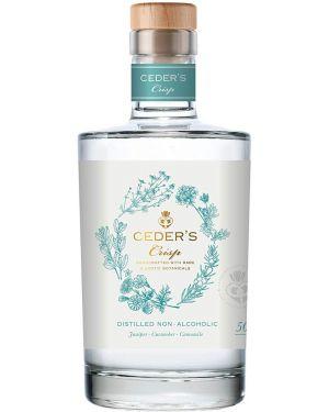 Ceder's Crisp Non-Alcoholic Spirit, 50 cl