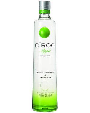 Ciroc Apple Flavoured Vodka 70cl