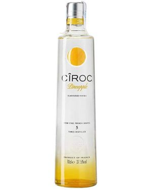 Ciroc Pineapple Flavoured Vodka 70cl