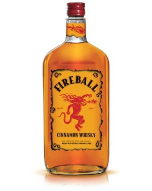 Fireball Cinnamon and Whisky Liqueur 70cl