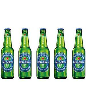 Heineken Alcohol Free 24 x 330ml Bottles