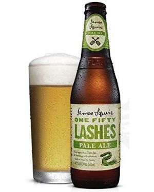 James Squire 150 Lashes Pale Ale (12 x 345ml bottles)