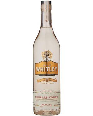 JJ Whitley Rhubarb Vodka 70cl