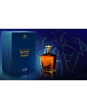 Johnnie Walker Blue Label - King George V - Blended Scotch Whisky - 70cl - 43% ABV