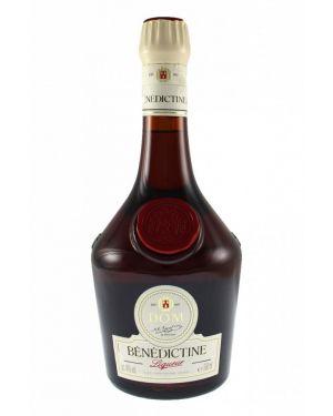 Benedictine - DOM - Liqueur - 50 cl - 40% ABV