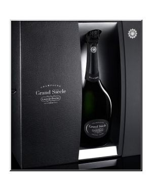 Laurent Perrier - Grand Siecle - Brut NV Champagne - 75cl - Gift Boxed - 12% ABV