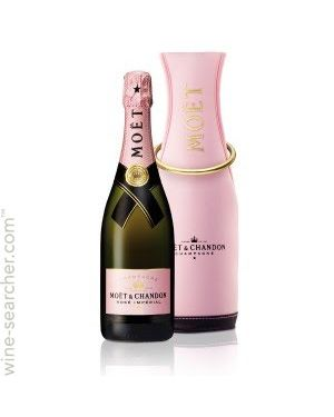 Moet and Chandon - Imperial - Brut Rose NV Champagne - 37.5cl Demi Bottle - 12% ABV