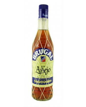 Brugal Anejo - Anejo Dark Dominican Republic Rum Rhum Ron - 70cl - 38% ABV