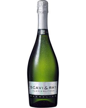 Scavi & Ray Alcohol Free Sparkling, 75cl