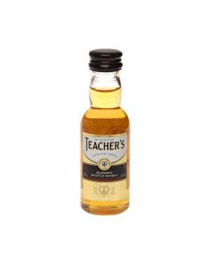Teachers Highland Cream - Blended Scotch Whisky Miniature - 5cl - 40% ABV