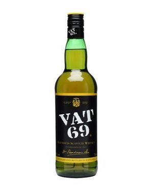 Vat 69 - Blended Scotch Whisky
