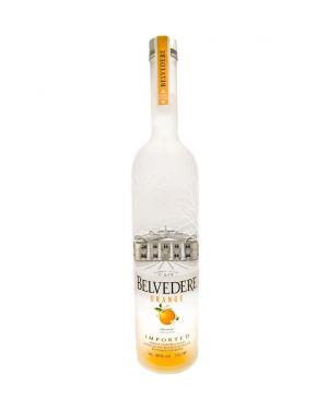 Belvedere Pomarancza - Orange Flavoured Vodka - 70cl - 40% ABV