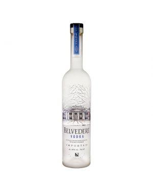 Belvedere Pure - Plain Vodka - 1.75 Ltr Magnum Plus - 40% ABV