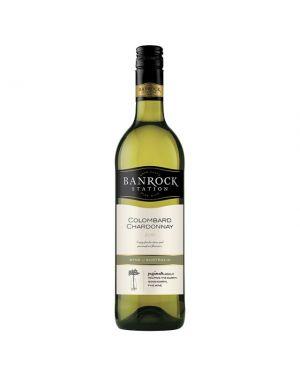 Banrock Station - Colombard Chardonnay - Australian White Wine - 75cl Single Bottle