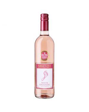 Barefoot - White Zinfandel - Californian White Wine - 75cl Single Bottle