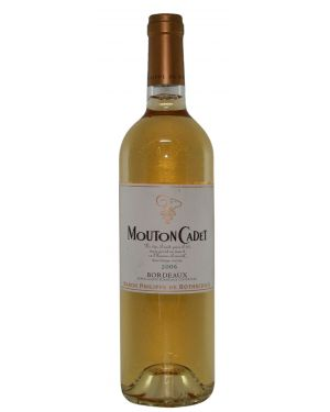 Baron Philippe de Rothschild - Mouton Cadet - French White Wine - 75cl