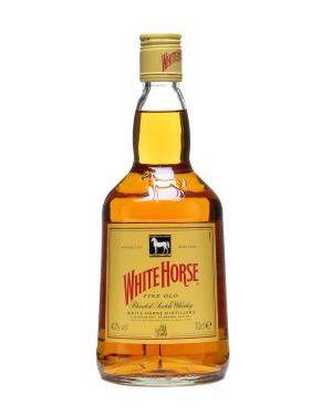 White Horse - Blended Scotch Whisky - 40% ABV