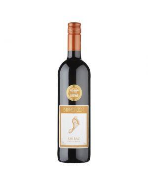 Barefoot - Shiraz - Californian Red Wine - 75cl Single Bottle